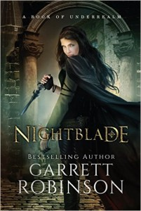 Nightblade cover