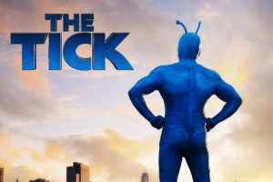 The Tick series on Amazon